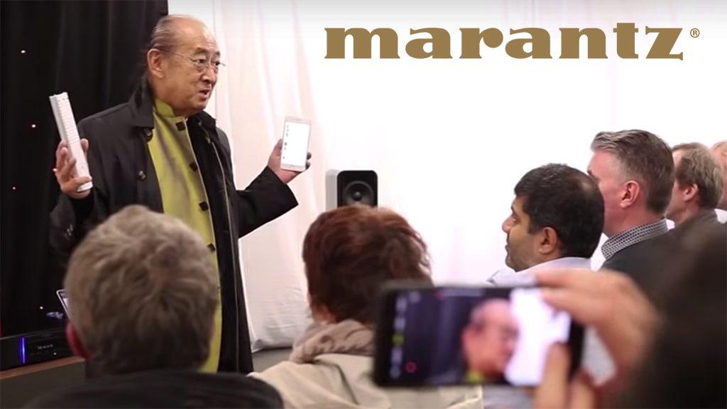 Ken Ishiwata, Marantz | Festival Of Sound