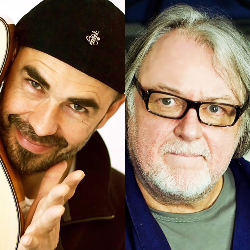 Chris Kimsey & Antonio Forcione   2019 Festival Of Sound