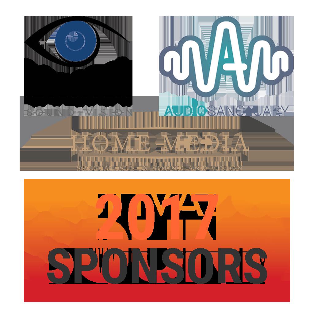 Show Sponsors 2017 | Unilet, Audio Sanctuary, Home Media | Festival Of Sound